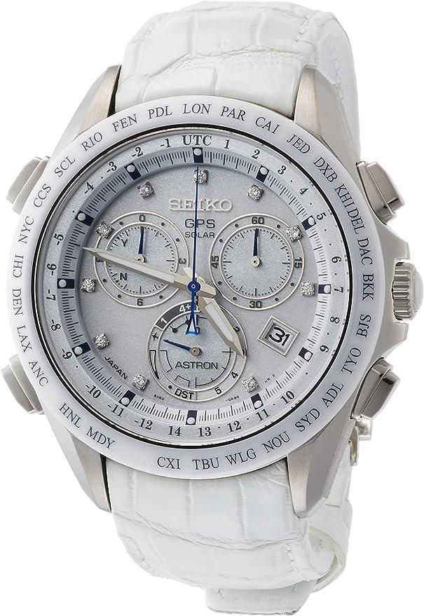 [セイコーウォッチ] 腕時計 アストロン 耐メタルアレルギー ソーラーGPS衛星電波修正 サファイアガラス SBXB069