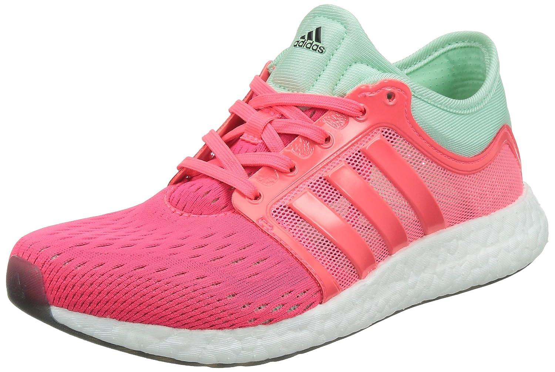 Adidas Cc Rocket-Boost-W, Rosa / grün / wei�, 6 Us  36.5 EU|Pink