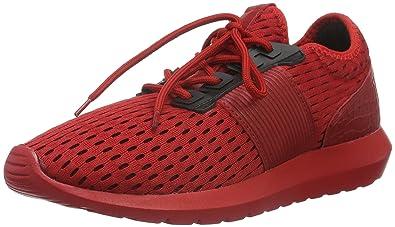 Tamboga1046 - Scarpe da Ginnastica Basse Unisex – Adulto , Rosso (Rot (Red  02