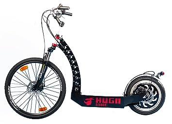 Hugo Bike Patinete eléctrico 85 km sin repulsión - eléctrico ...