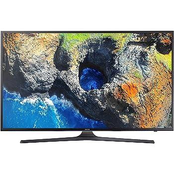"""Samsung 55"""" Smart TV Ultra HD 4K Plana UN55MU6103FXZX"""
