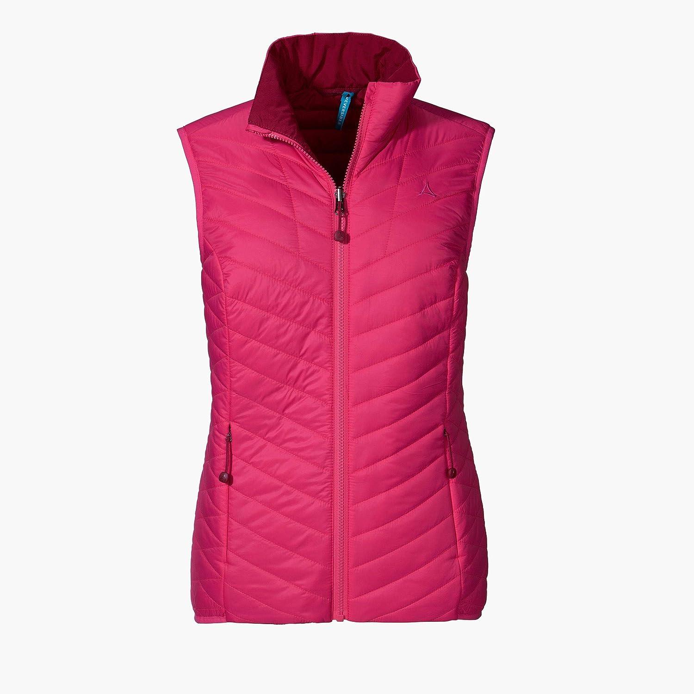 Schöffel Ventloft Gilet Alyeska2 Veste Pink Yarrow