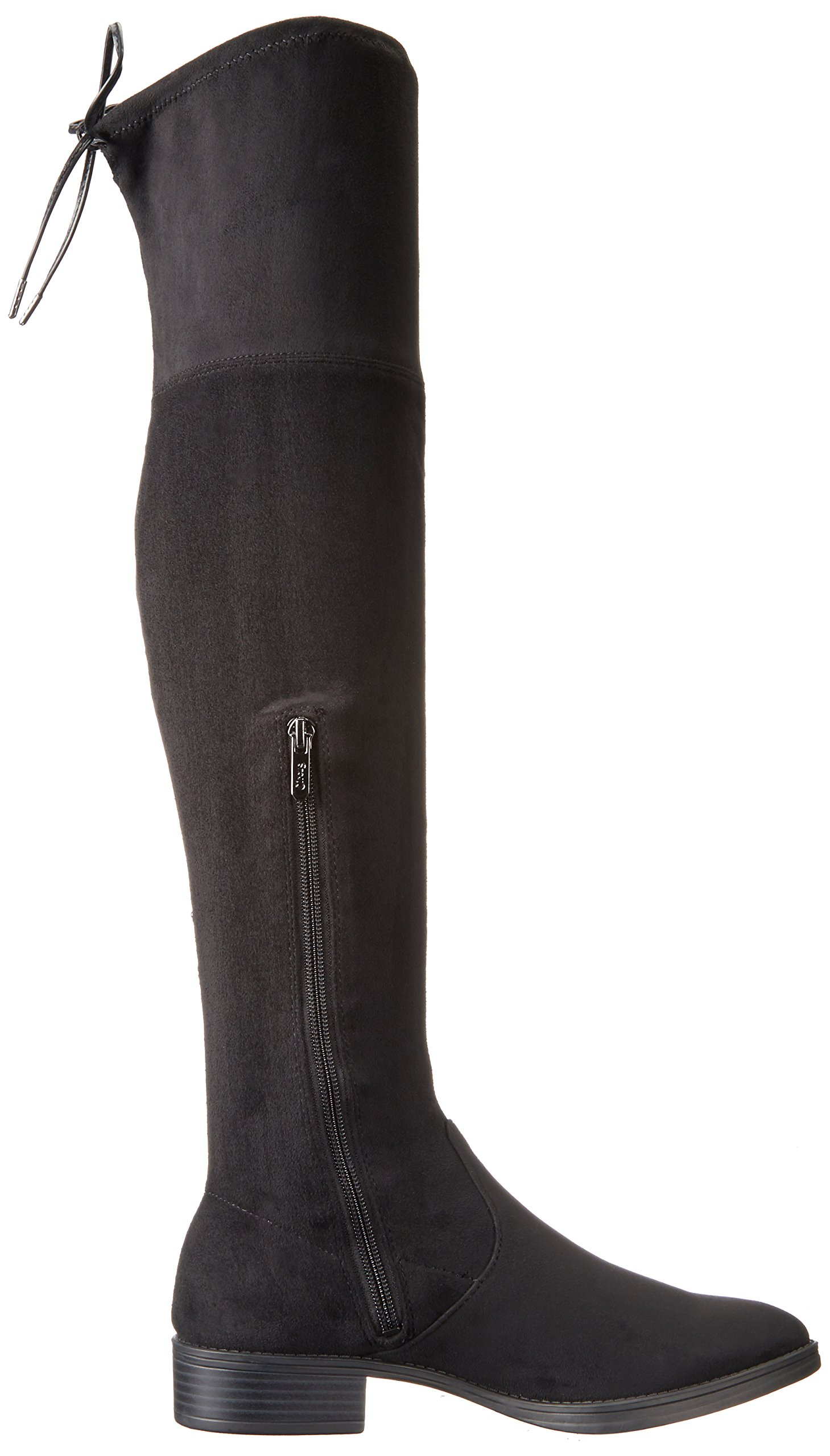Circus by Sam Edelman Women's Peyton Over The Knee Boot, Black, 6.5 Medium US by Circus by Sam Edelman (Image #7)