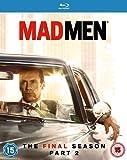 Mad Men - the Final Season [Blu-ray]