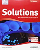 Solutions. Pre-intermediate. Student's Book (Miscellaneous) - 9780194552875 (Solutions Second Edition)