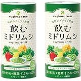 ユーグレナ飲むミドリムシカートカン195g×15本入【×2ケース:合計30本】