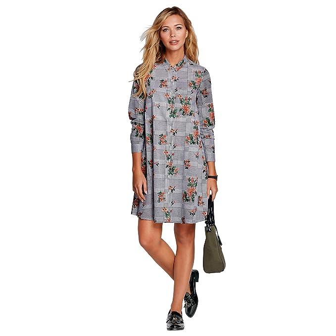 eef725b27b VENCA Vestido Camisero Mujer by Vencastyle - 018374