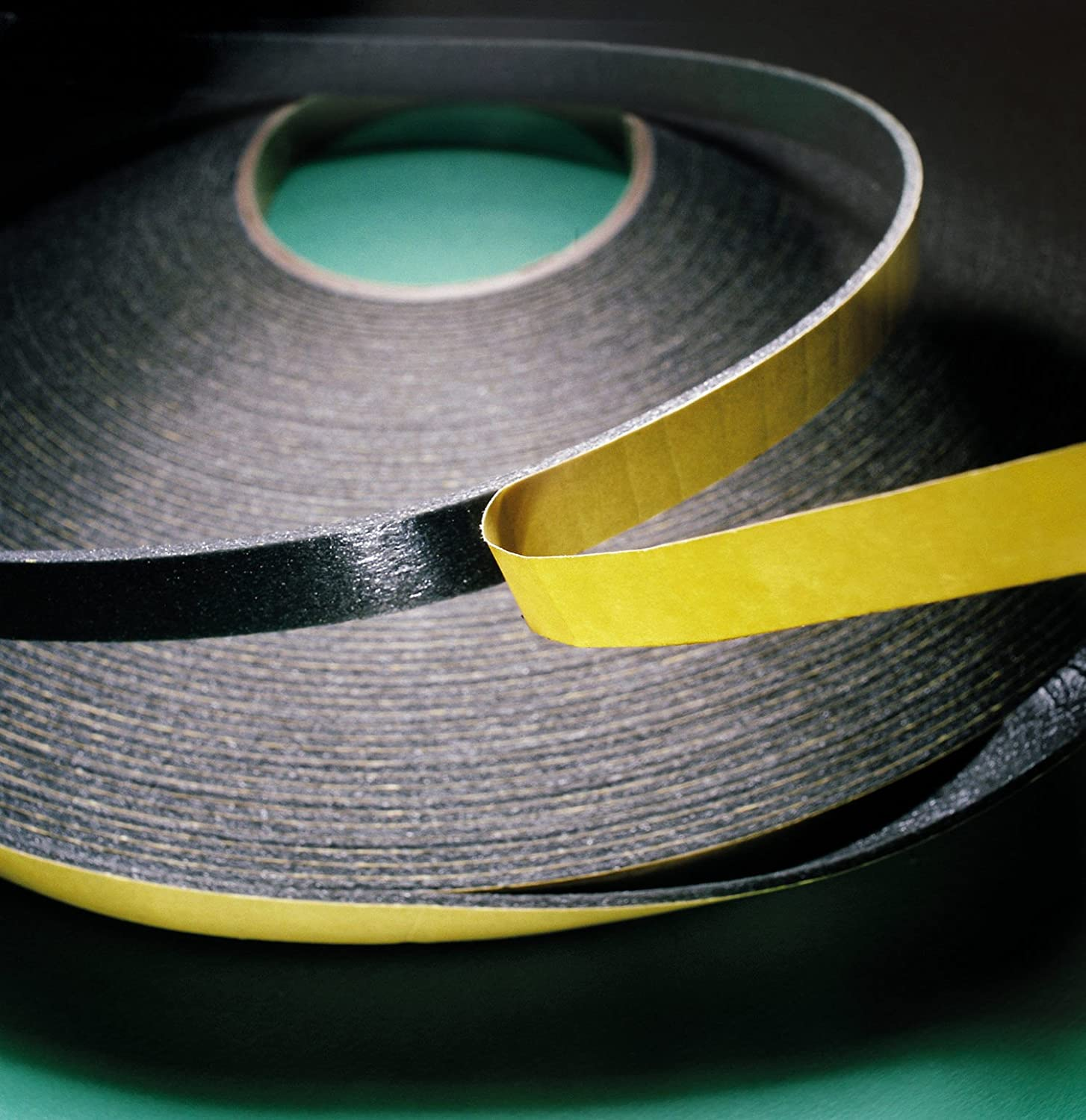 Security Glazing Tape (25m) - 2mm x 15mm - Black PAL