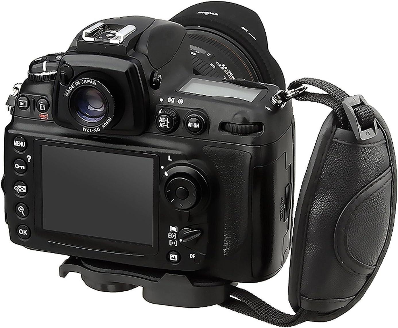 Prost - Correa de mano para Canon EOS Ti T4i T3i 5 Nikon D7200 ...