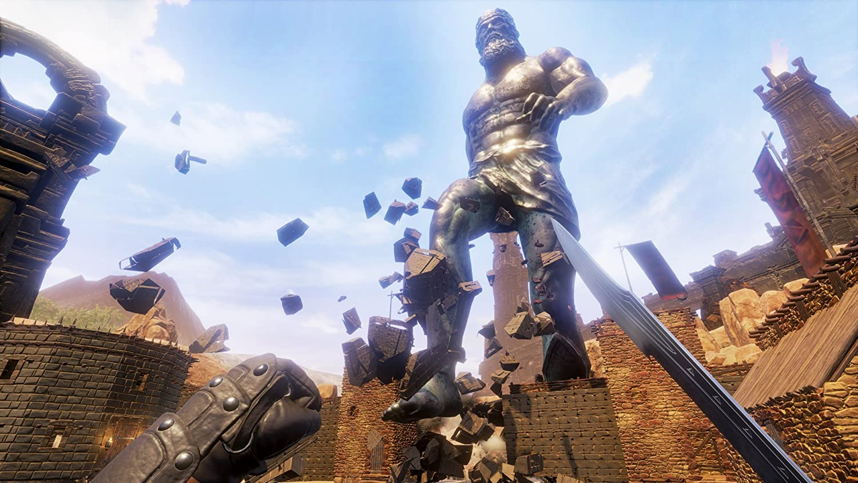 Amazon com: Conan Exiles Day One Edition: PlayStation 4