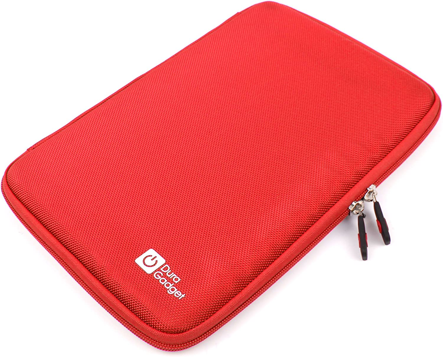 """DURAGADGET Red Hard Case Protective Cover - Compatible with Acer Iconia Tab A211 10.1"""" 