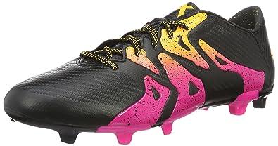 e6fb6763e75251 adidas Men s X 15.3 Fg Ag Football Boots  Amazon.co.uk  Shoes   Bags