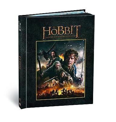 El Hobbit 3: La Batalla De Los Cinco Ejércitos Blu-Ray Digibook ...