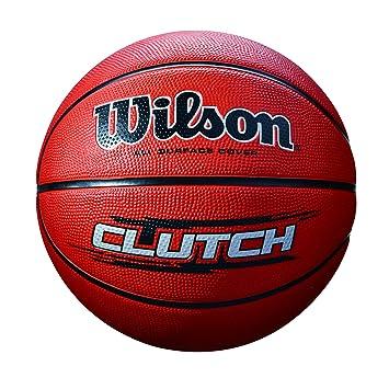 Wilson WTB1434XB Pelota de Baloncesto Clutch Caucho Interior y ...