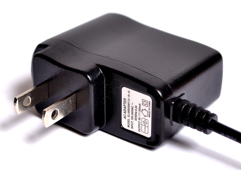 Amazon.com: 9V AC adapter for effects unit SJ-0905-U 9V ...