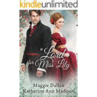 A Lord for Miss Lily: Sweet Regency Romance (A Wallflower's Wish Book 2) (English Edition)