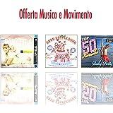 Offerta Musica e Movimento 6 CD +1 DVD con tante canzoni per bambini e un DVD Baby Fit