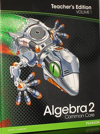 Amazon algebra 2 common core teachers edition volume 1 algebra 2 common core teachers edition volume 1 fandeluxe Images