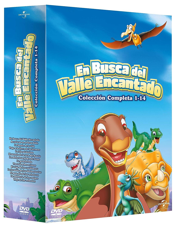 Pack: En Busca Del Valle Encantado - Temporadas 1-14 DVD: Amazon ...