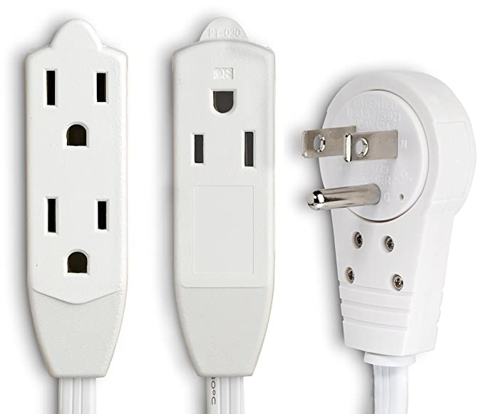 the 8 best plug extension cord into power strip