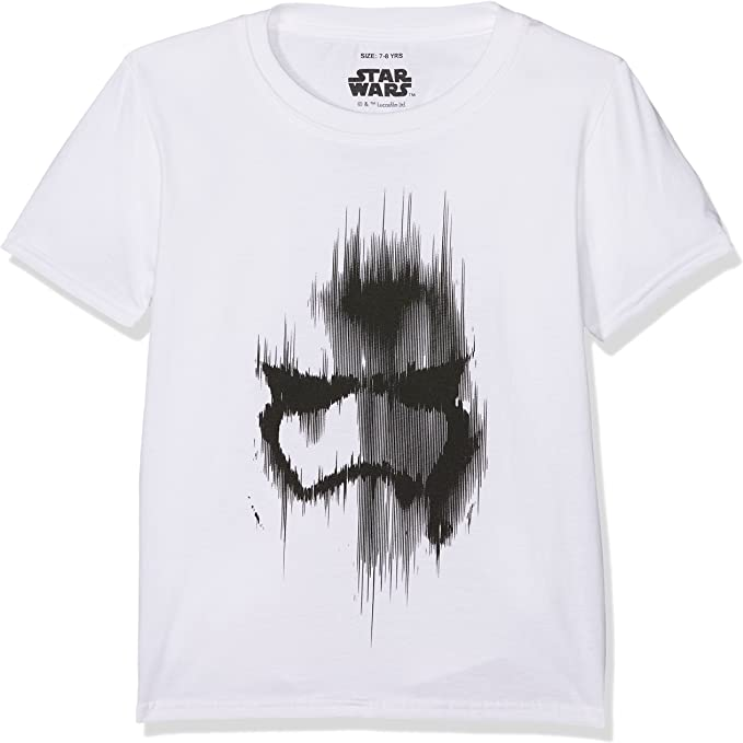 STAR WARS Trooper Mask T T-Shirt Homme