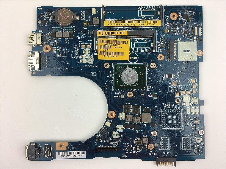 Dell Inspiron 15 5555 Laptop Motherboard w AMD A6-7310 2.0GHz CPU LA-C142P THKRW