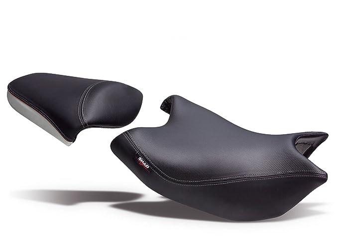 Amazon.com: SHAD SHH0NS709C Motorbike Seat for Honda NC700/750S, Red: Automotive