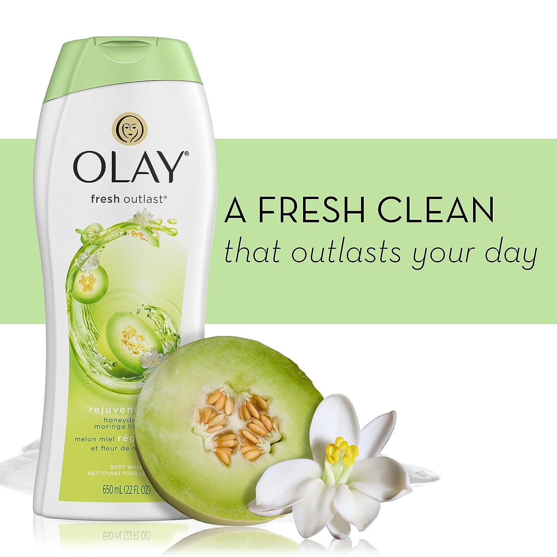 Amazon.com: Lavado corporal por Olay, humedad diaria con ...