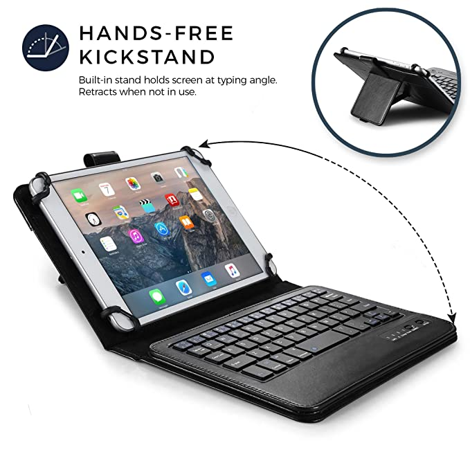 10.1 Inch Tablet Universal Pu Leather Case No Camera Hole Free Pen Lower Price with 360 Degree Rotate Cover For Archos Diamond Tab 2017