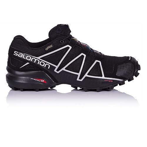 Salomon Speedcross 4 GTX, Zapatillas de Trail Running Hombre: Amazon.es: Zapatos y complementos