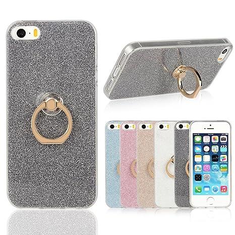 coque iphone 5 avec bague de serrage