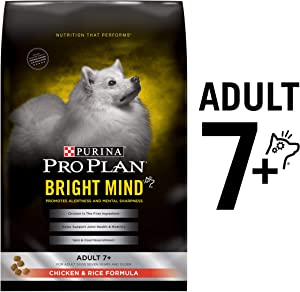 Pro Plan BRIGHT MIND Senior 7+ Adult Dog Food