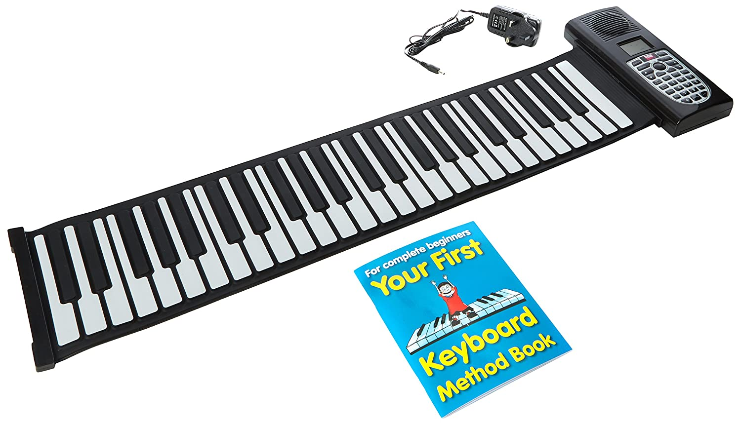 Puretone PTN100574 Roll Up Piano Keyboard