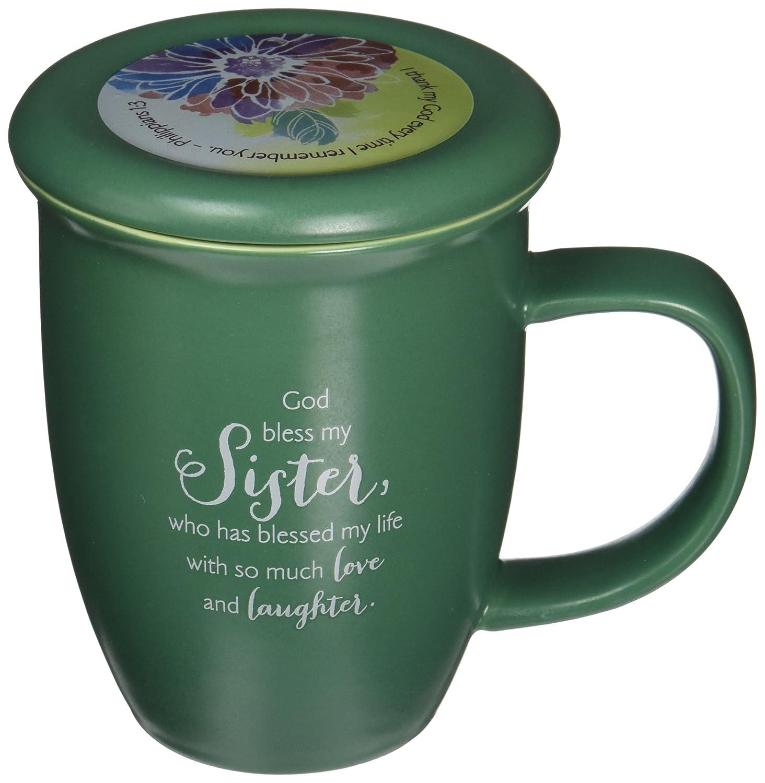 Abbey Press Sister Mug and Coaster Set 56896T Non-Classifiable