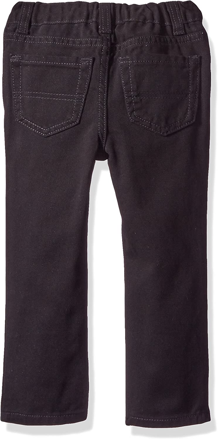 Black DNM 4126 The Childrens Place Baby Boys Skinny Jeans 18-24 Months