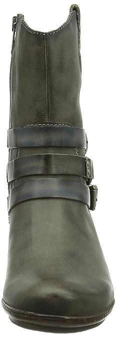 Amazon.com | Pikolinos Womens Brujas 801-7012F, Dark Grey, EU 35 M | Mid-Calf