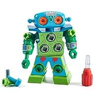 Educational Insights Juego de Design & Drill Robot