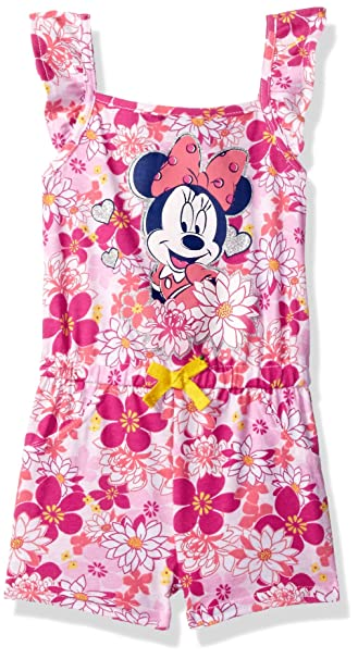 cb15878a54a Amazon.com  Disney Toddler Girls  Minnie Mouse Romper