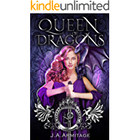 Queen of Dragons: A Sleeping Beauty retelling (Kingdom of Fairytales Sleeping Beauty Book 1)