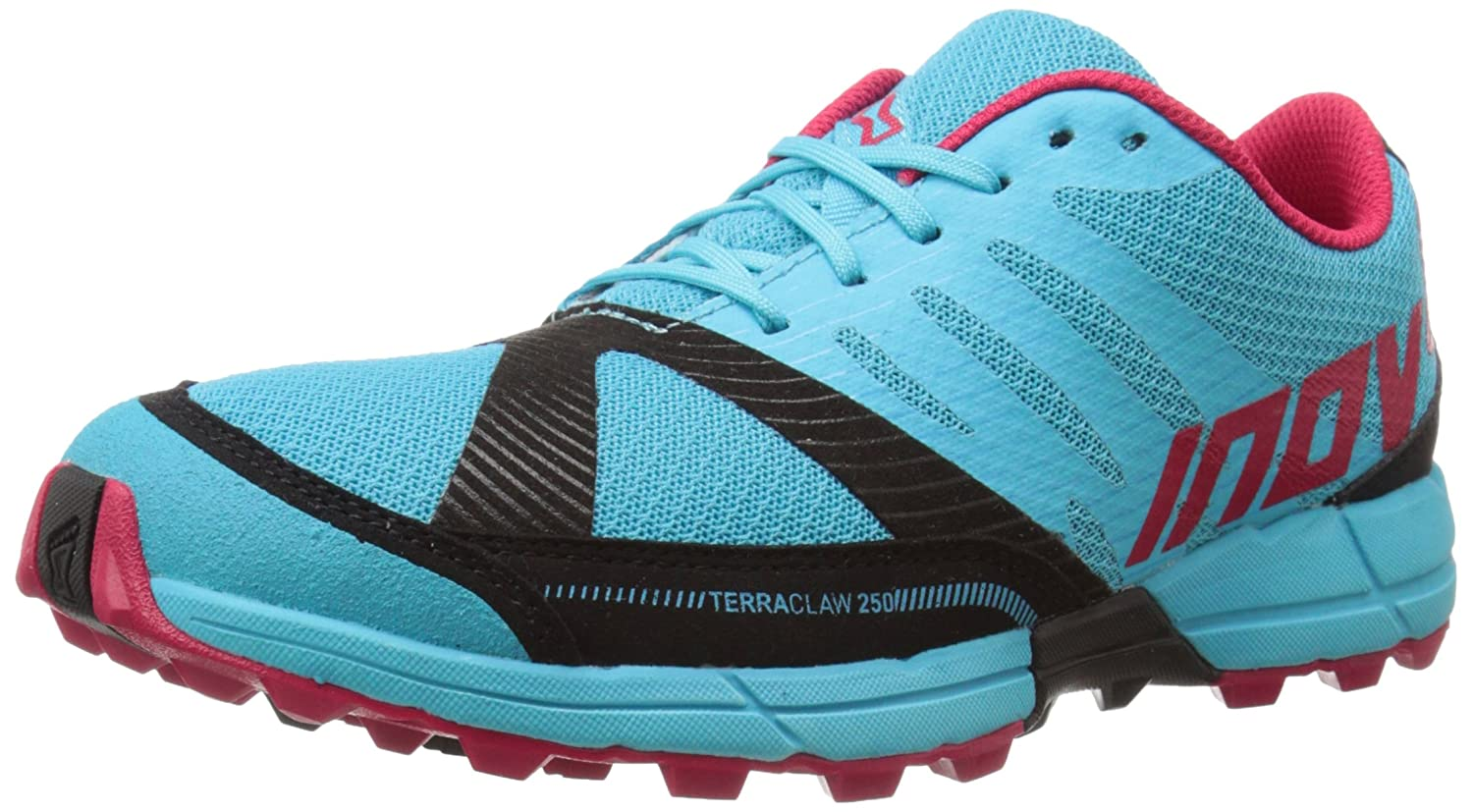 Inov-8 Women's Terraclaw 250 Trail Running Shoe B00YC4BW3Y 10.5 B(M) US|Blue/Berry/Black
