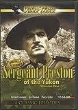 Sergeant Preston of the Yukon Volume One