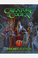 Creature Codex Pocket Edition Paperback