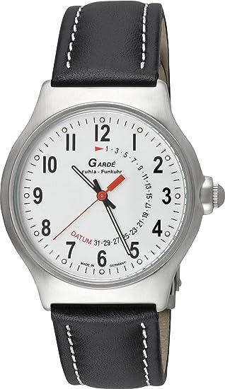 Gardé Radio Date GR88-76 Reloj radiocontrolado para hombres Legibilidad Excelente: Amazon.es: Relojes