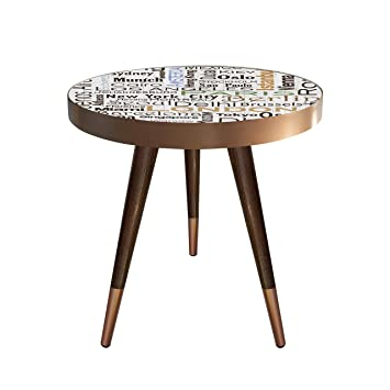 Mesa Auxiliar Mesa de Noche (Coffee Table Mesa Diseño Nombres de ...