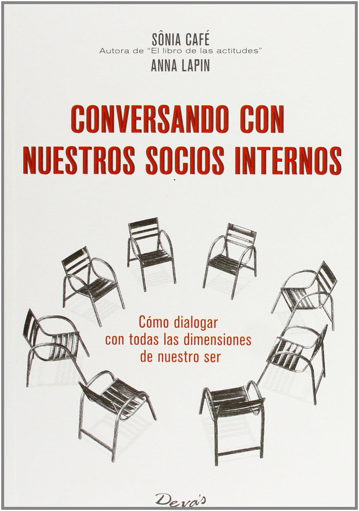 CONVERSANDO CON NUESTROS SOCIOS INTERNOS (Spanish Edition) ebook