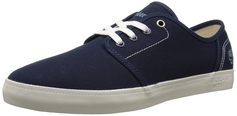3b2754de8 Timberland Newport Bay_Newport Bay Canvas Plain, Men's Low-Top Sneakers