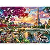 Buffalo Games - Vive la Paris - 1000 Piece Jigsaw Puzzle