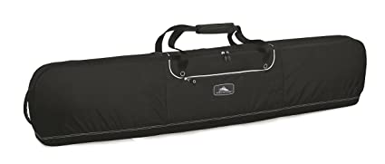 2b7fd0980ae Amazon.com   High Sierra Padded Snowboard Bag (170cm) - Black ...