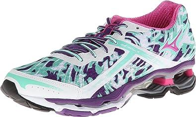 Mizuno Wave Creation 15 Zapatillas de correr para mujer: Mizuno: Amazon.es: Zapatos y complementos