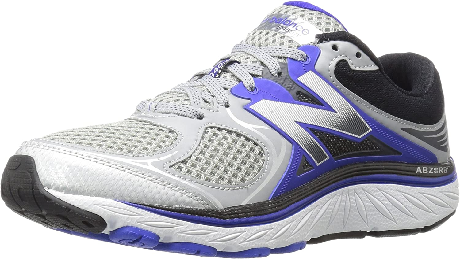 [ニューバランス] Men's M940 Ankle-High Running Shoe シルバー 12.5 2E US